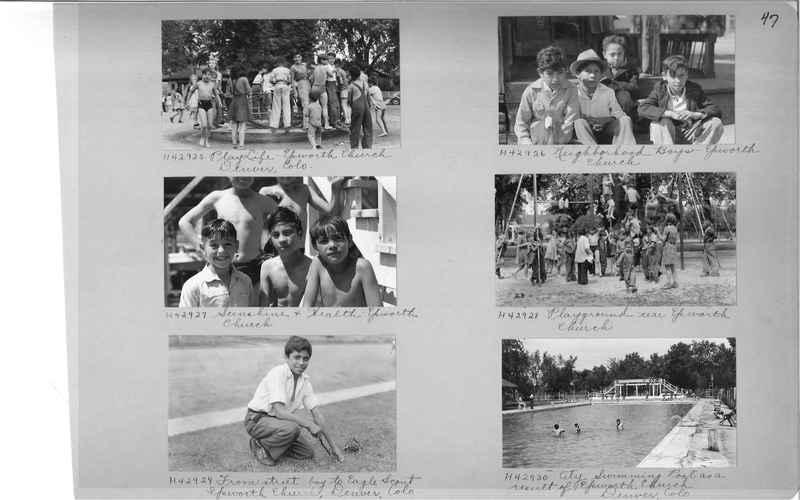 Mission Photograph Album - Cities #18 page 0047