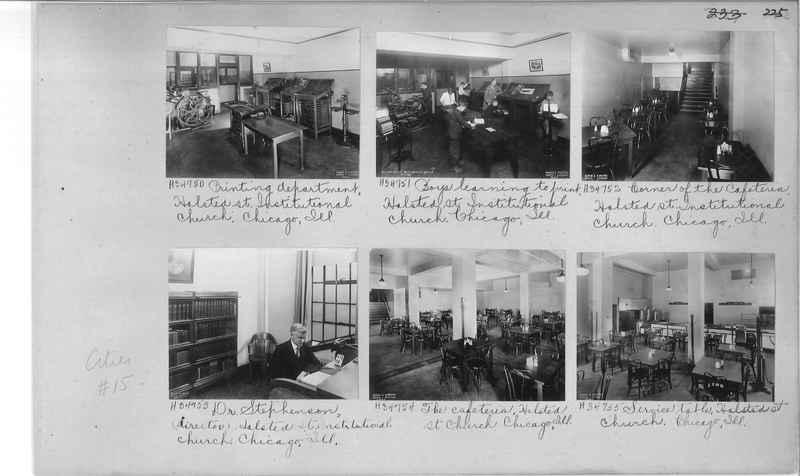Mission Photograph Album - Cities #15 page 0225