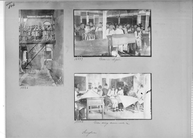 Mission Photograph Album - China #5 page 0106