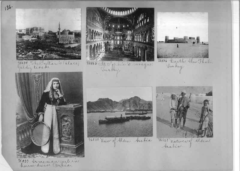 Mission Photograph Album - Western Asia - #01 page_0136