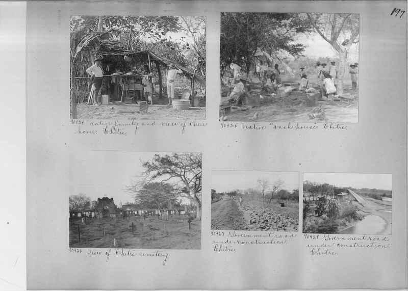 Mission Photograph Album - Panama #04 page 0197