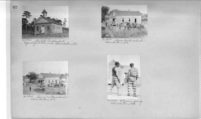 Mission Photograph Album - Negro #2 page 0090