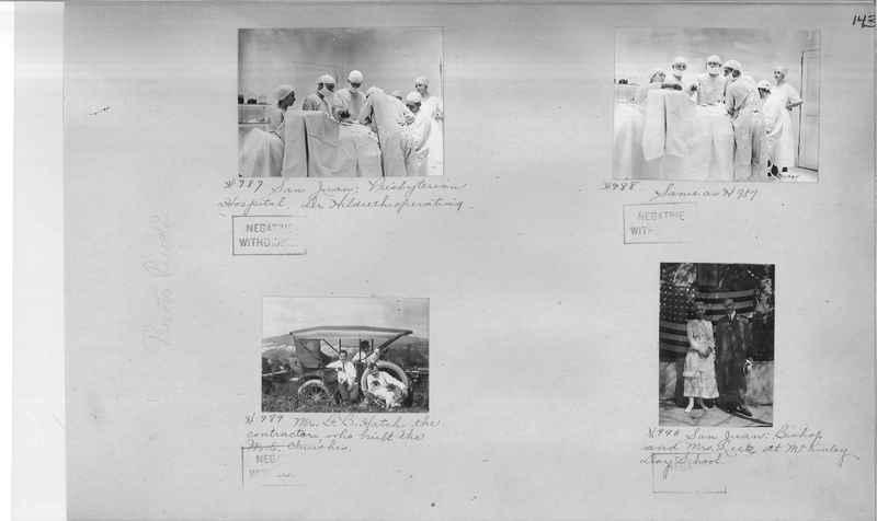 Mission Photograph Album - Puerto Rico #2 page 0143