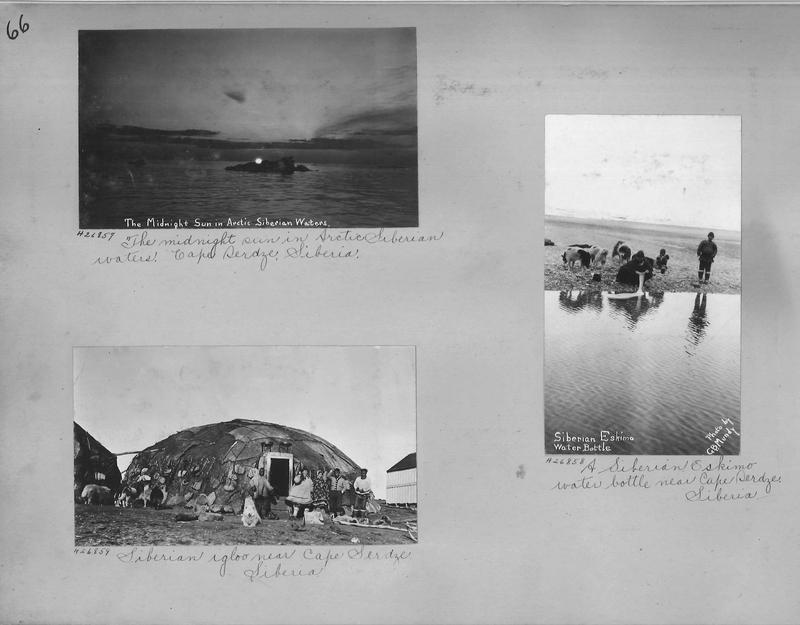 Mission Photograph Album - Alaska #1 page 0066