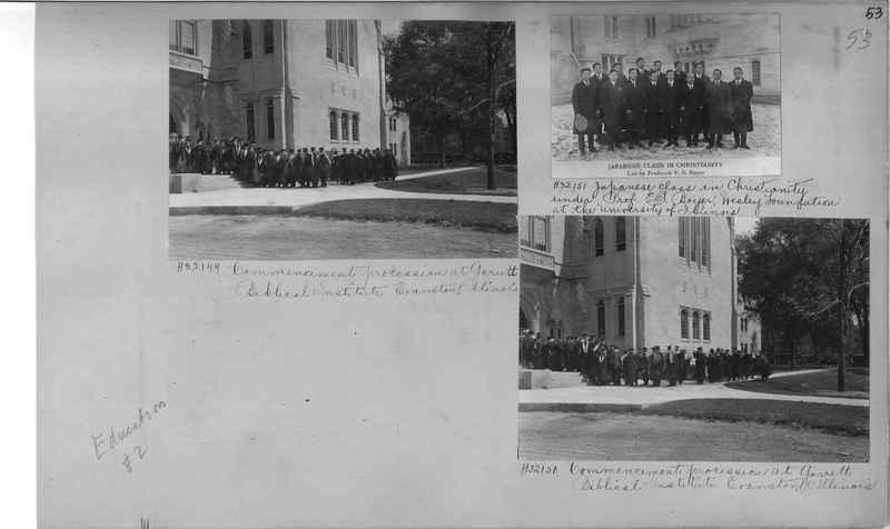 Mission Photograph Album - Education #2 page 0053