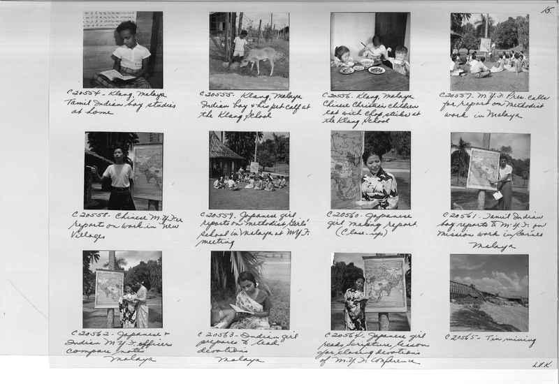 Mission Photograph Album - Malaysia #8 page 0015