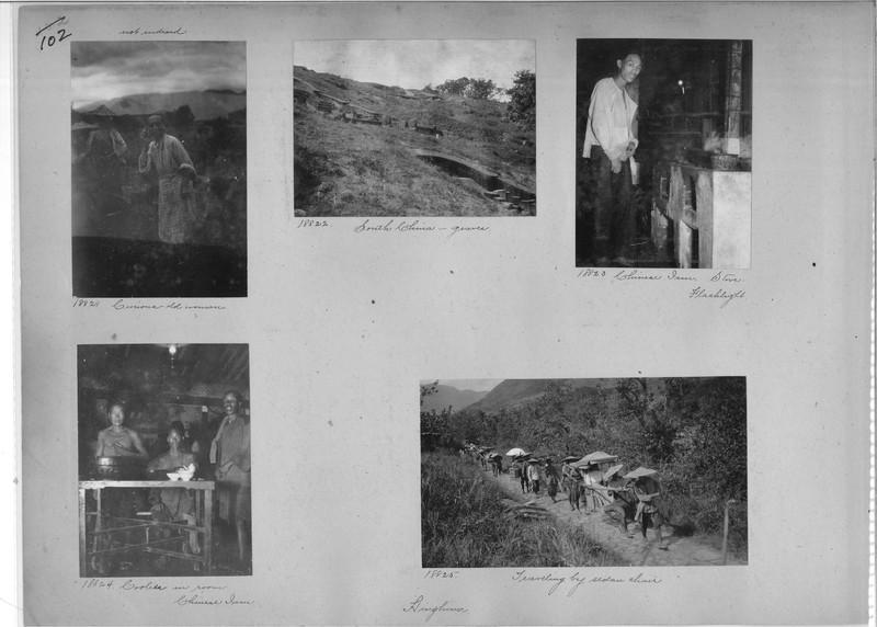 Mission Photograph Album - China #5 page 0102