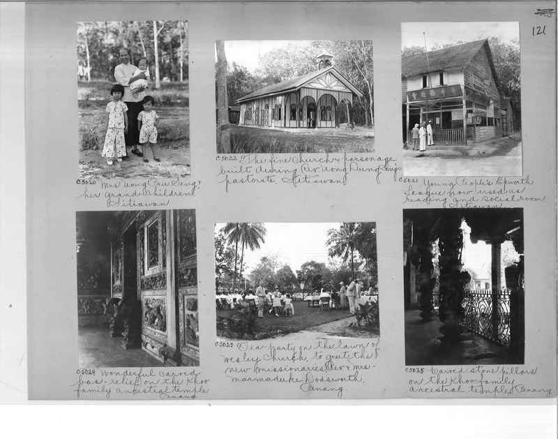 Mission Photograph Album - Malaysia #7 page 0121