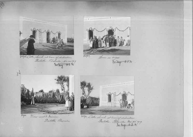 Mission Photograph Album - Mexico #06 page 0198