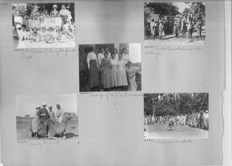 Mission Photograph Album - India #05_0204