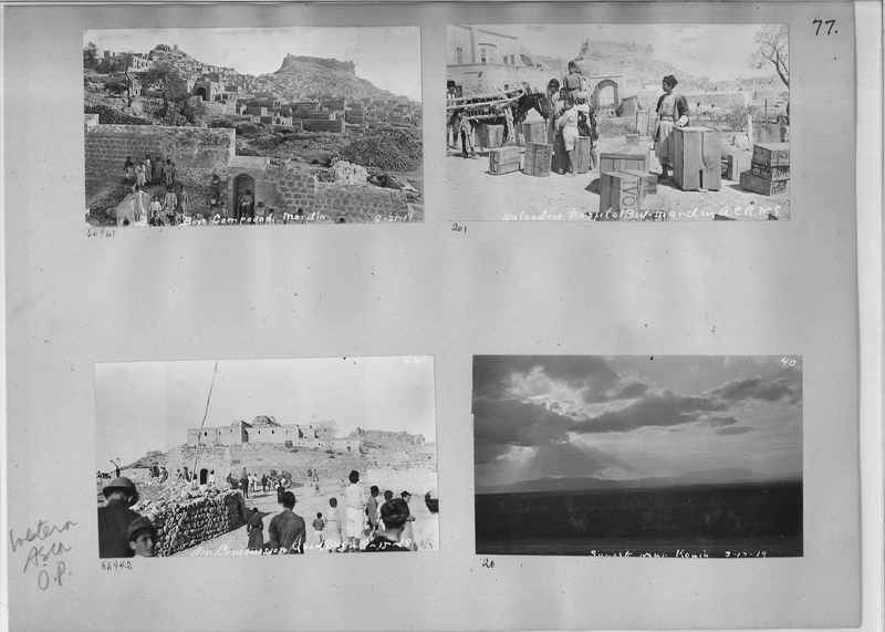 Mission Photograph Album - Western Asia - O.P. - #01 page_0077