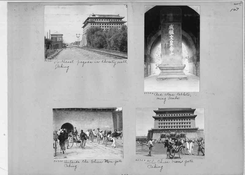 Mission Photograph Album - China #12 page 0107