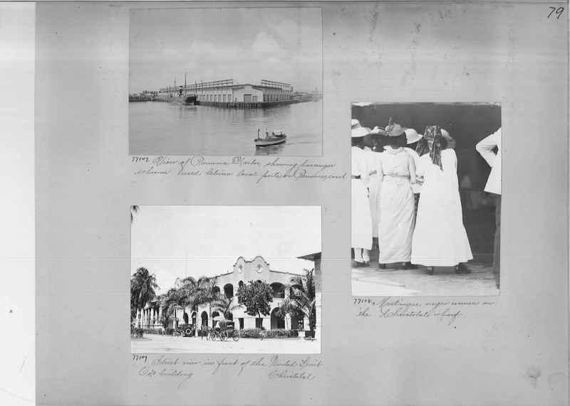 Mission Photograph Album - Panama #03 page 0079