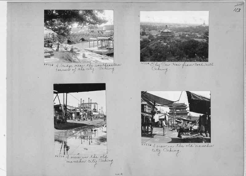 Mission Photograph Album - China #12 page 0113