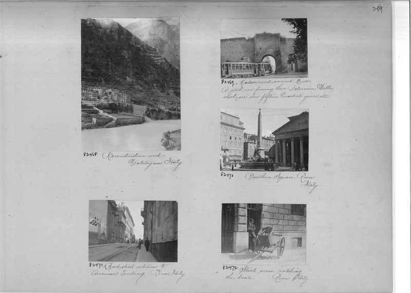 Mission Photograph Album - Europe #06 Page_0259