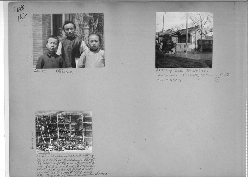 Mission Photograph Album - China #7 page 0162