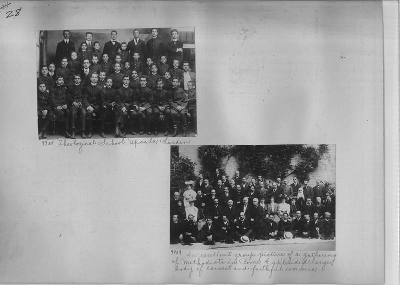 Mission Photograph Album - Europe #01 Page 0028