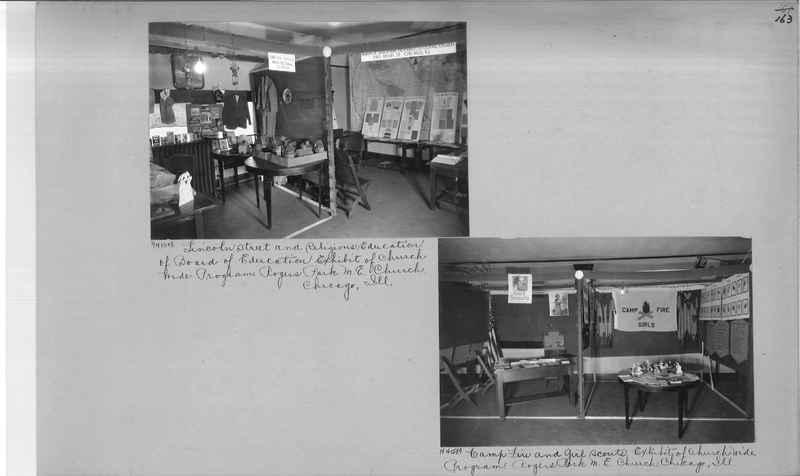 Mission Photograph Album - Religious Education #1 page 0163