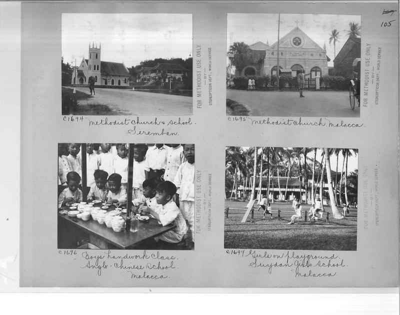 Mission Photograph Album - Malaysia #7 page 0105