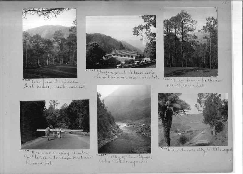 Mission Photograph Album - India #13 Page 0015