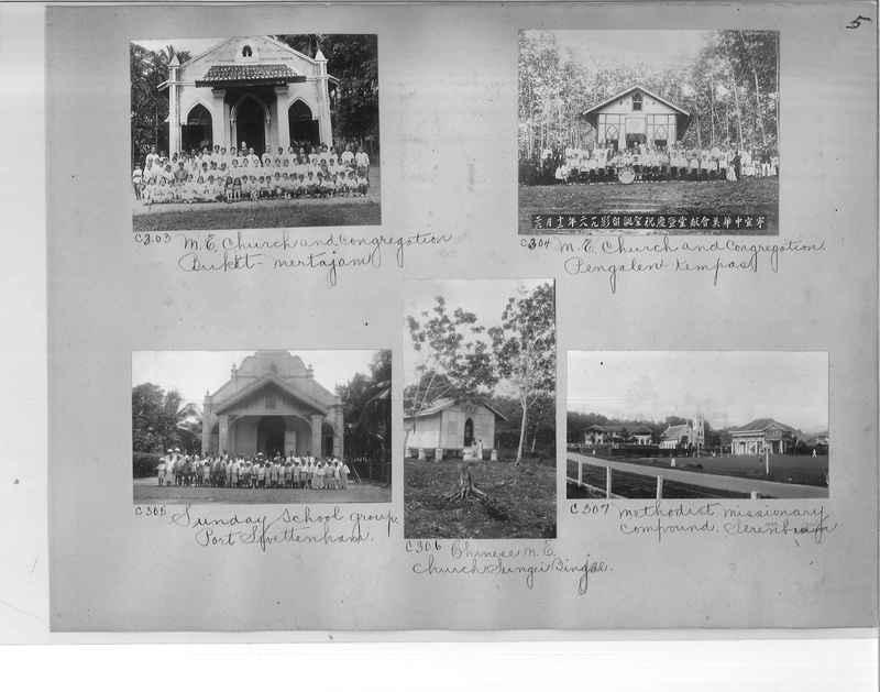 Mission Photograph Album - Malaysia #7 page 0005