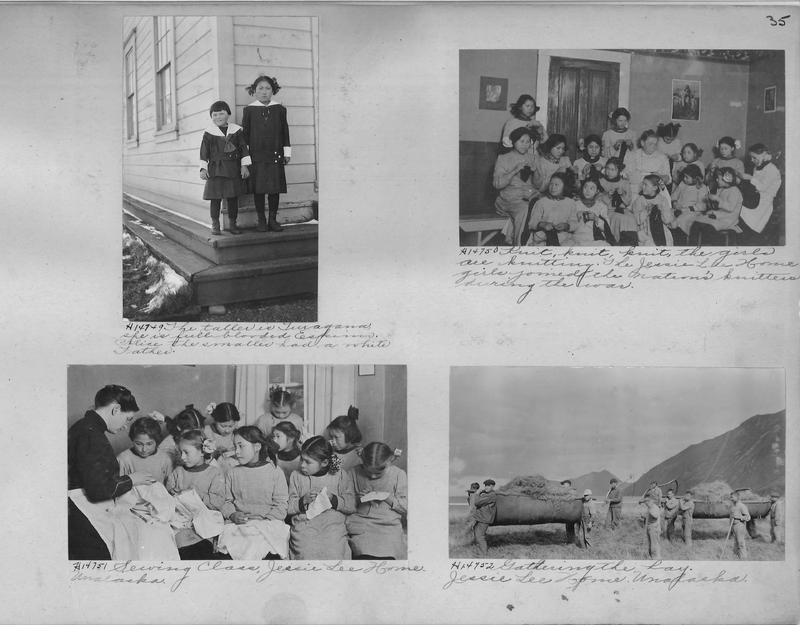 Mission Photograph Album - Alaska #1 page 0035