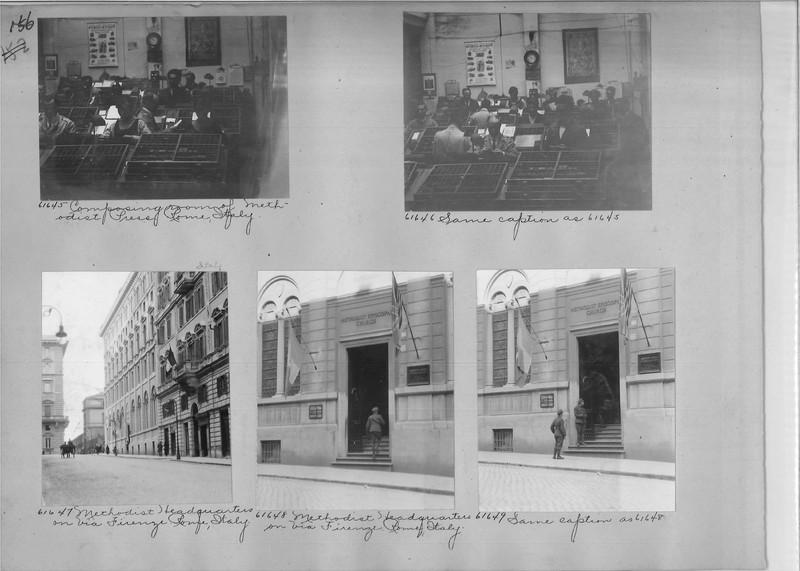 Mission Photograph Album - Europe #04 Page 0156