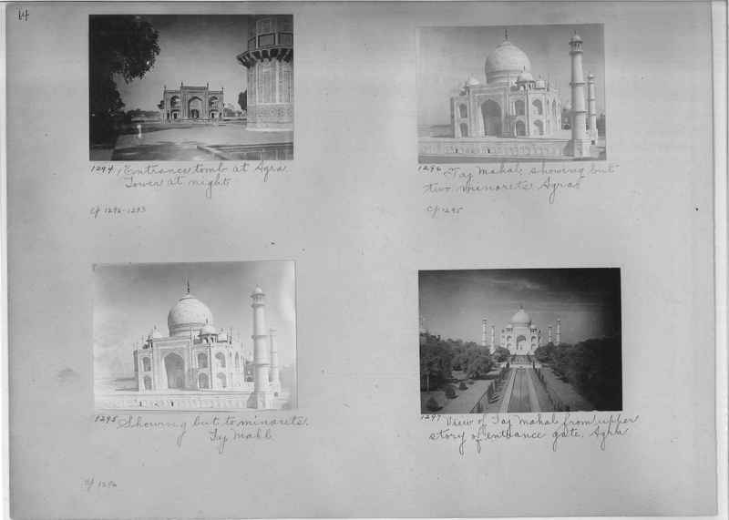 Mission Photograph Album - India #01 page 0064