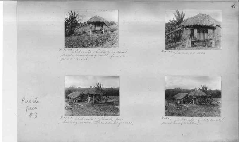 Mission Photograph Album - Puerto Rico #3 page 0047