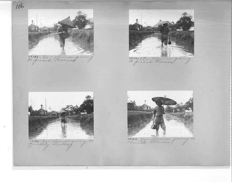 Mission Photograph Album - Malaysia #5 page 0106