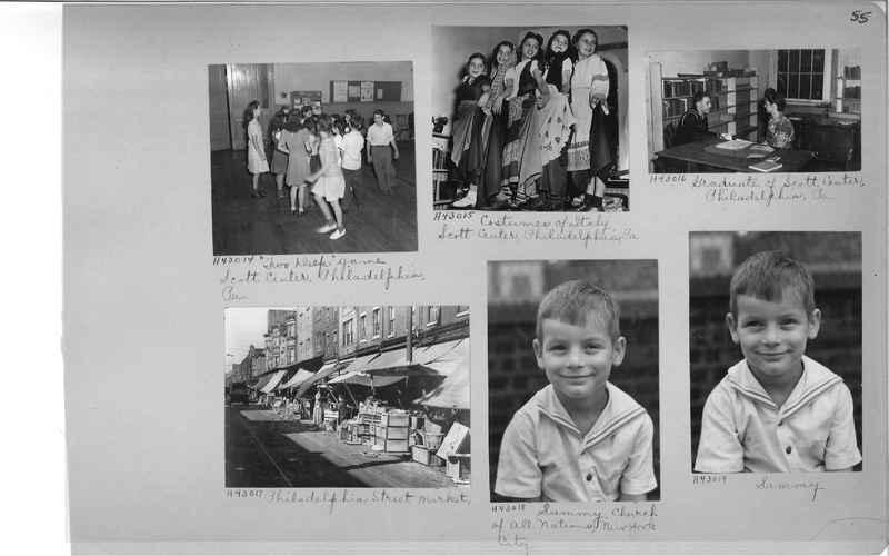 Mission Photograph Album - Cities #18 page 0055