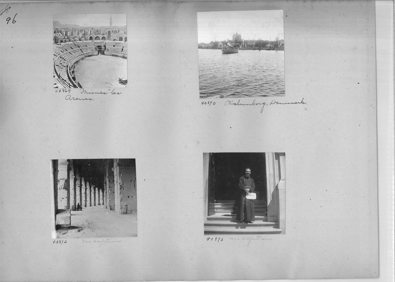 Mission Photograph Album - Europe #02 Page 0096