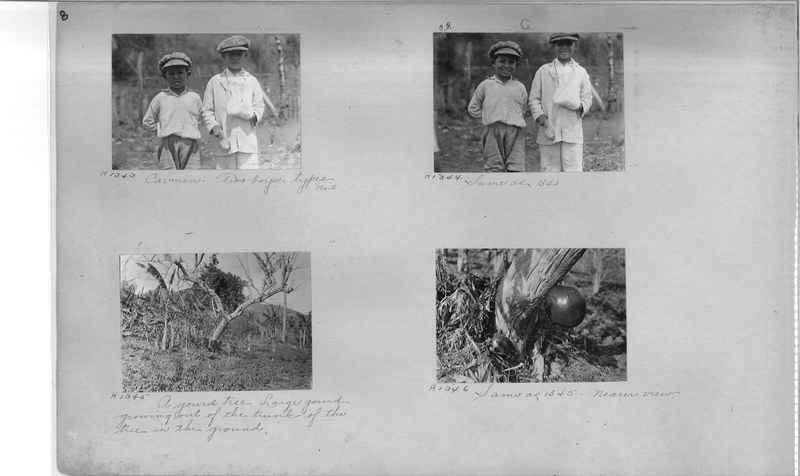 Mission Photograph Album - Puerto Rico #3 page 0008