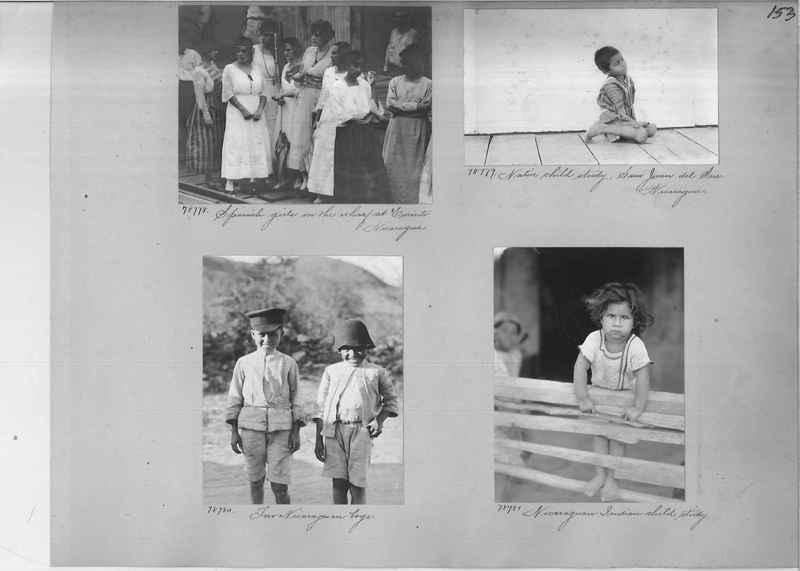 Mission Photograph Album - Panama #04 page 0153