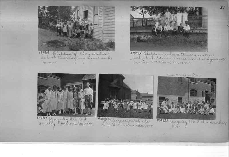 Mission Photograph Album - Religious Education #1 page 0031