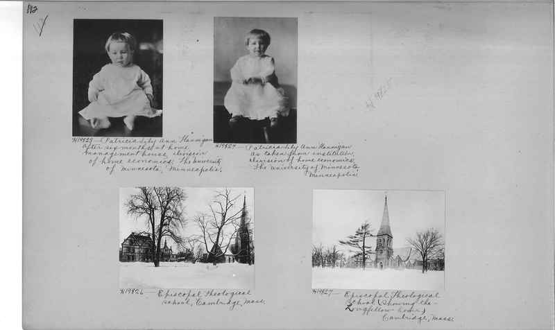 Mission Photograph Album - Education #1 page 0112