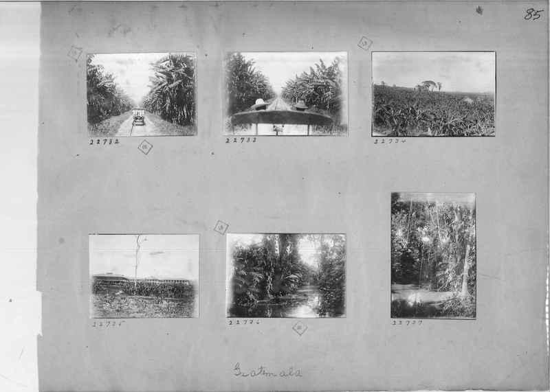 Mission Photograph Album - Panama #02 page 0085