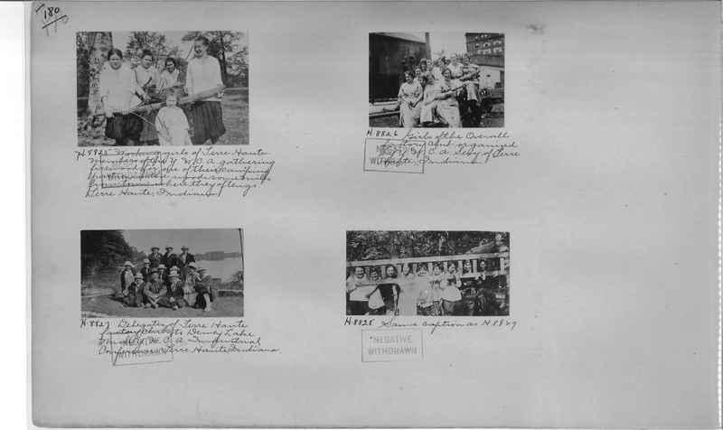 Mission Photograph Album - Cities #4 page 0180