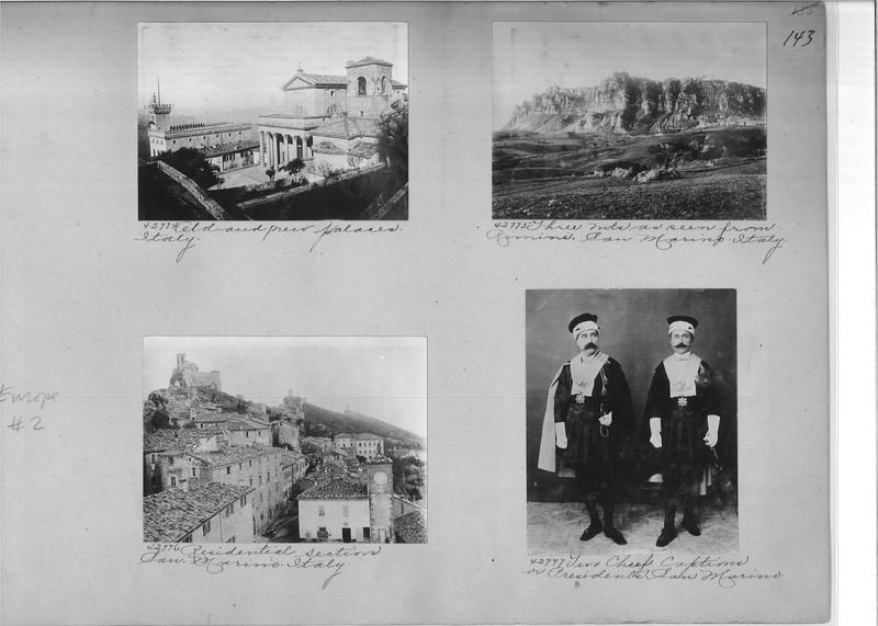 Mission Photograph Album - Europe #02 Page 0143