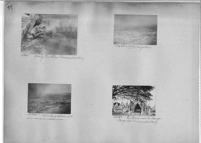 Mission Photograph Album - Burma #1 page 0094