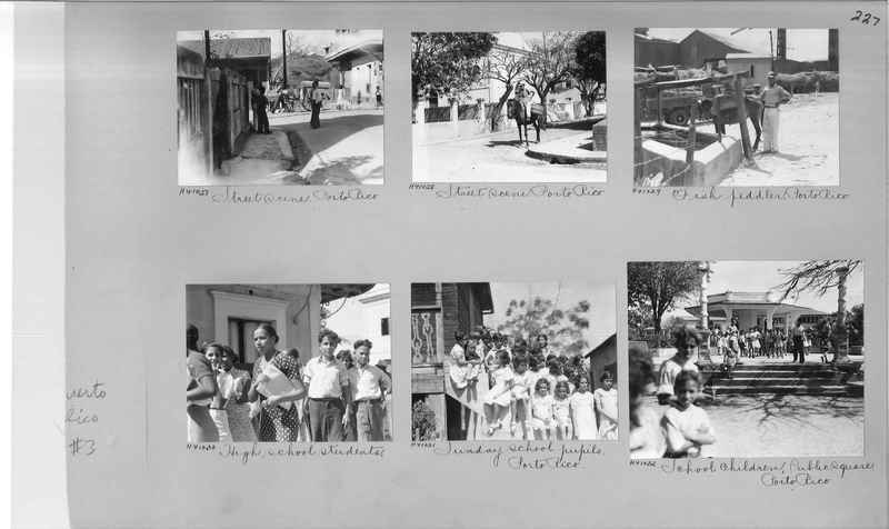 Mission Photograph Album - Puerto Rico #3 page 0227