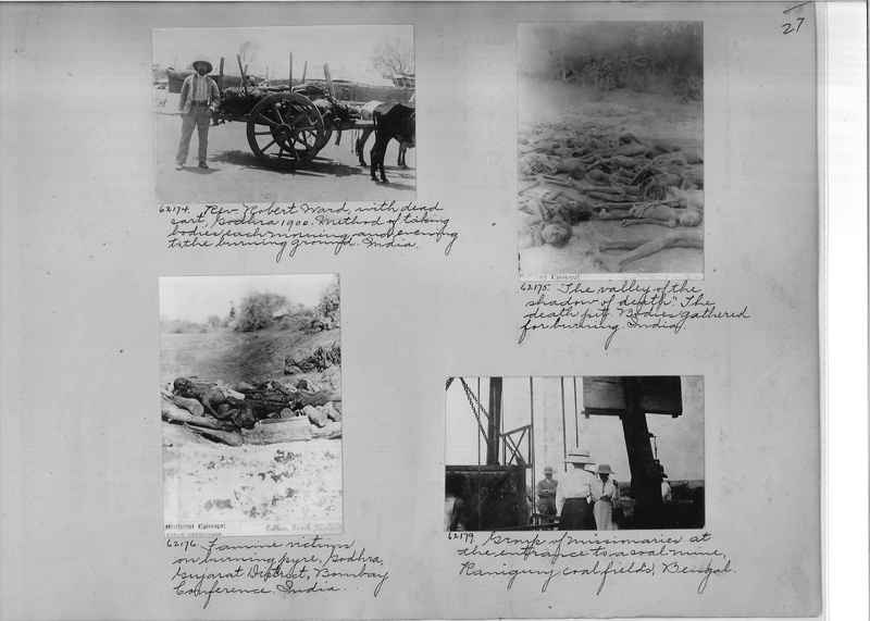 Mission Photograph Album - India #08 Page 0027
