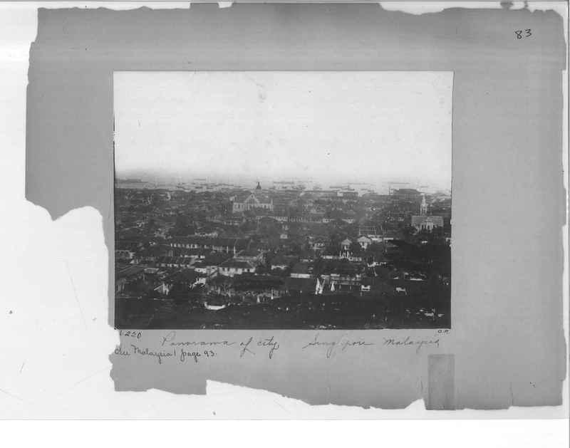 Mission Photograph Album - Malaysia O.P. #1 page 0083