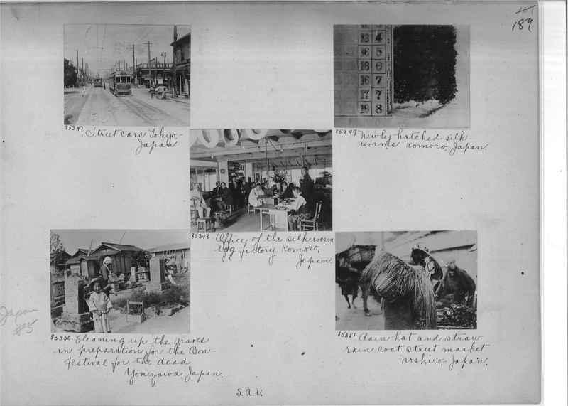 Mission Photograph Album - Japan #05 Page 0189
