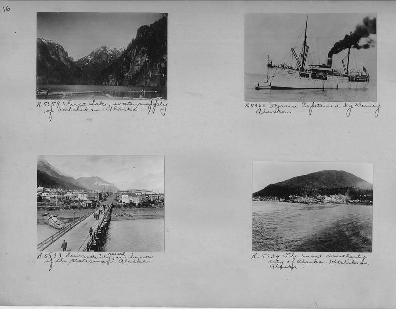 Mission Photograph Album - Alaska #1 page 0016
