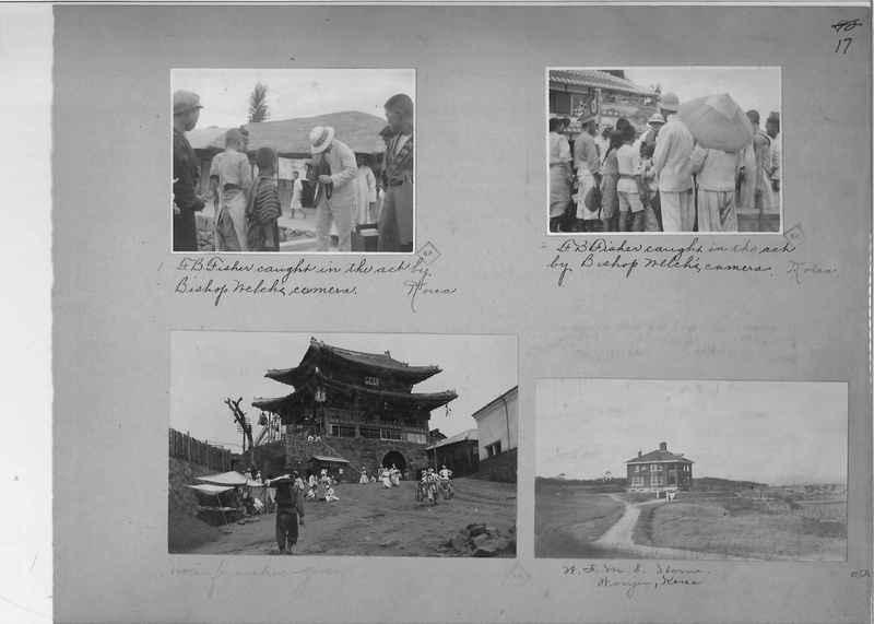 Mission Photograph Album - Korea OP #1 page 0017
