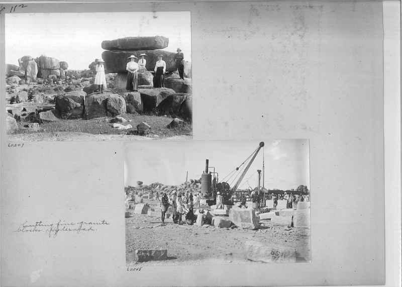 Mission Photograph Album - India #08 Page 0112