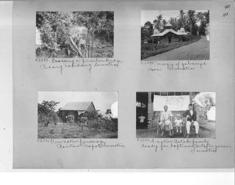 Mission Photograph Album - Malaysia #7 page 0115