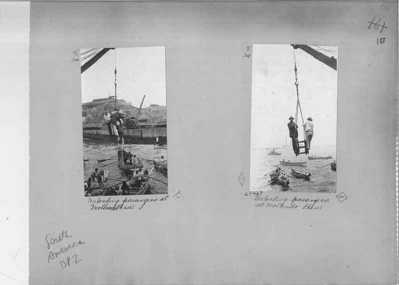 Mission Photograph Album - South America O.P. #2 page 0133