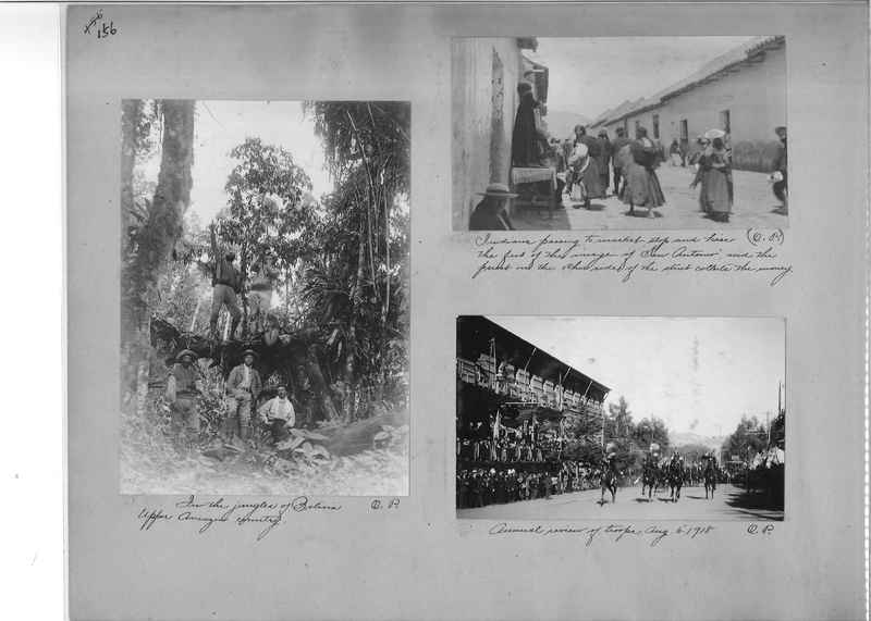 Mission Photograph Album - South America O.P. #1 page 0156